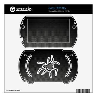 Cute Spider; Sleek Skins For PSP Go