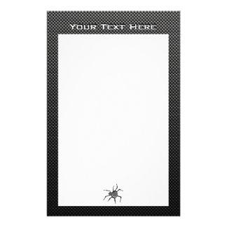 Cute Spider; Sleek Stationery