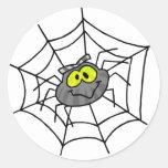 Cute Spider stickers
