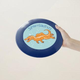 Cute Spinosaurus Wham-O Frisbee