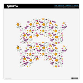 Cute Spookies PS3 Controller Decals