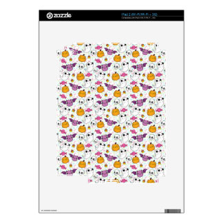 Cute Spookies Skin For iPad 2