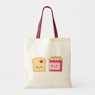Cute Spread The Love Toast and Jam Tote