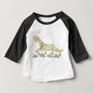 Cute Springing Rabbit by Tom Seidmann Freud Infant T-shirt