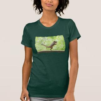 Cute Squirrel Doing Tai Chi T-shirts