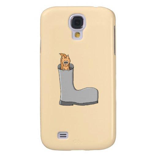 Cute Squirrel in a Boot. HTC Vivid Covers