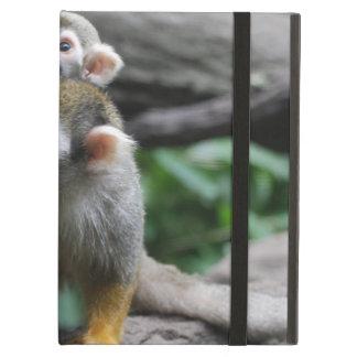 Cute Squirrel Monkey Case For iPad Air