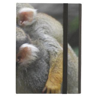 Cute Squirrel Monkey iPad Air Case