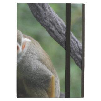 Cute Squirrel Monkey iPad Air Cases