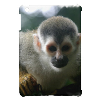 Cute Squirrel Monkey iPad Mini Cover