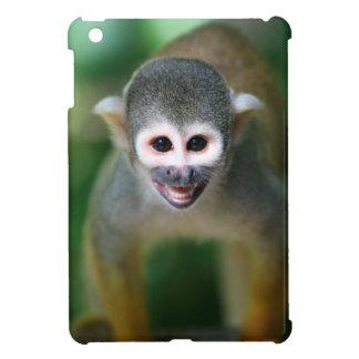 Cute squirrel monkey iPad mini case