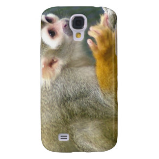 Cute Squirrel Monkey iPhone 3G Case Galaxy S4 Cover