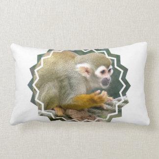 Cute Squirrel Monkey Pillow