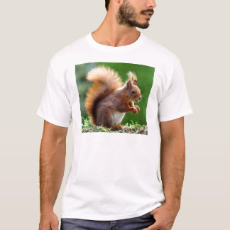 Cute Squirrel Picture T-Shirt