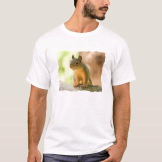 Cute Squirrel Smiling T-Shirt