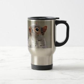 Cute Squirrel Travel Mug