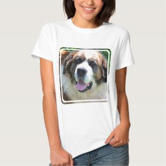 Cute St. Bernard Shirt