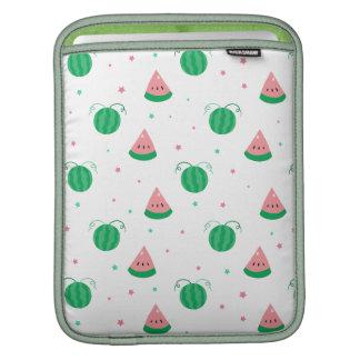 Cute Star Watermelon Pattern iPad Sleeve