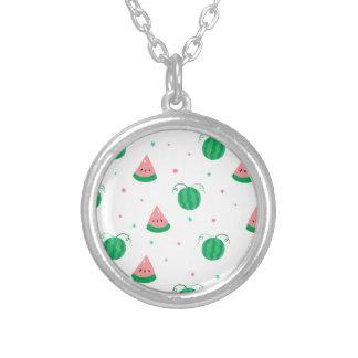 Cute Star Watermelon Pattern Pendants