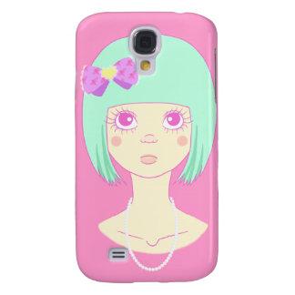 Cute Stare Samsung Galaxy S4 Case
