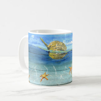 Cute Starfish Mug For The Coffee Cup Lover