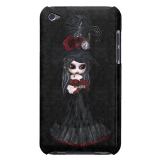 Cute Steampunk Goth Girl iPod Touch Case