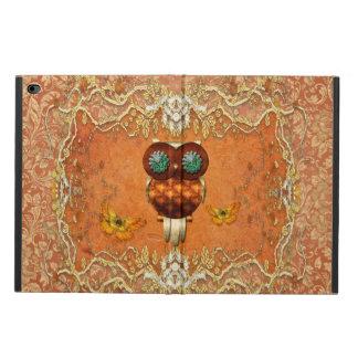 Cute steampunk owl powis iPad air 2 case