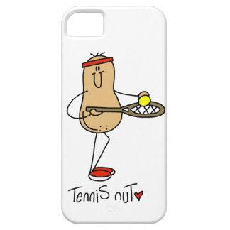 Cute Stick Figure Tennis Nut iPhone 5 Case