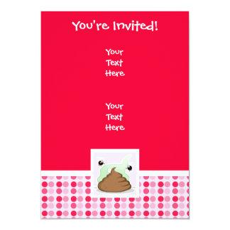 Cute Stinky Poo Card