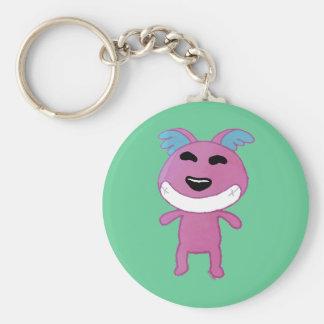 Cute Strange doggy Keychains