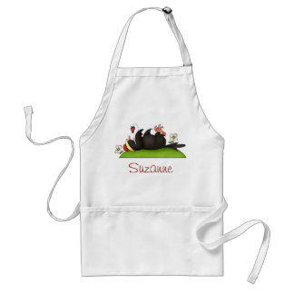 Cute Strawberries Adult Apron