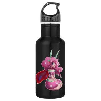 Cute Strawberry Fairy 18oz Water Bottle
