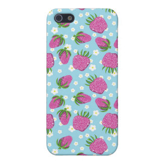 Cute Strawberry Phone Case iPhone 5 Cases