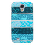 Cute Striped cover for iPhone Galaxy S4 Case