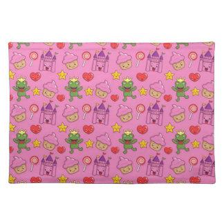 Cute Stuff Cloth Placemat