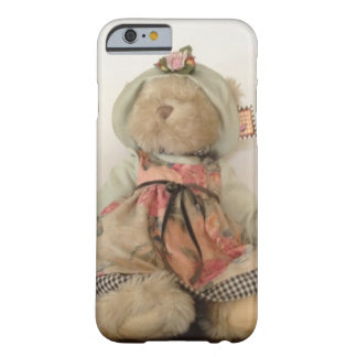 Cute Stuffed Teddy Bear Barely There iPhone 6 Case