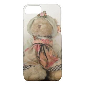 Cute Stuffed Teddy Bear iPhone 8/7 Case