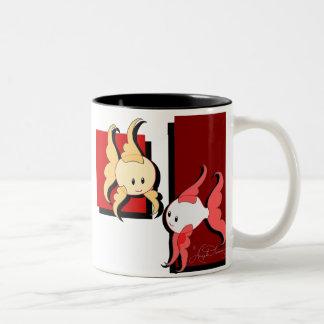 Cute Stylish Goldfish & Koi Collector Mug
