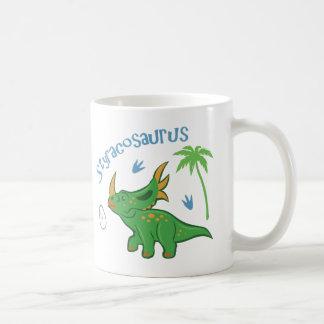 Cute Styracosaurus Coffee Mug