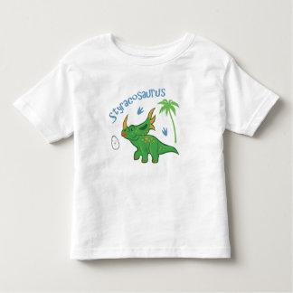 Cute Styracosaurus Toddler T-shirt