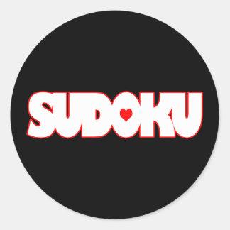 Cute Sudoku Stickers
