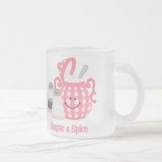 Cute Sugar & Spice Mug
