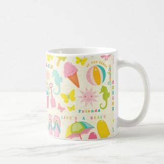 Cute Summertime Coffee Mug