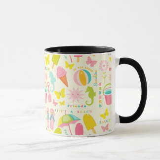 Cute Summertime Mug