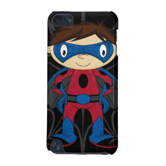 Cute Superhero Boy iPod Touch (5th Generation) Cover