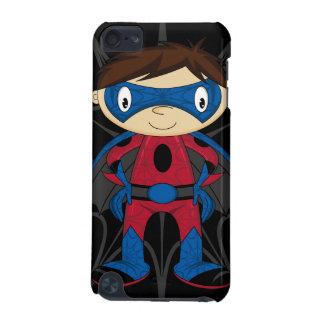 Cute Superhero Boy iPod Touch 5G Case