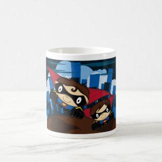 Cute Superhero Coffee Mug
