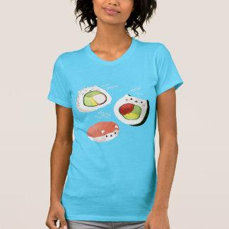 Cute Sushi Cat T-Shirt