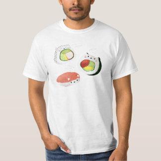 Cute Sushi Cat Tee Shirt