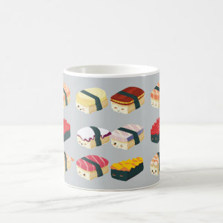 Cute Sushi Coffee Mug